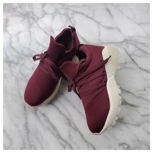 J/SLIDES Morrow Slip-On Sneaker Burgundy Size 6
